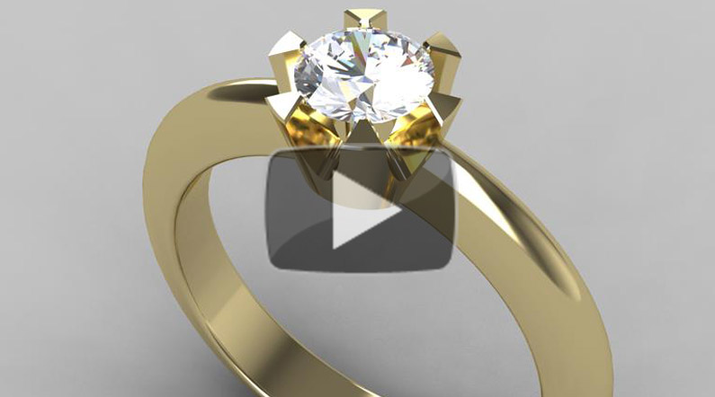 RhinoGold 4.0 Demonstration – Bezel Studio