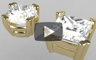 RhinoGold 4.0 Demonstration – Head Studio