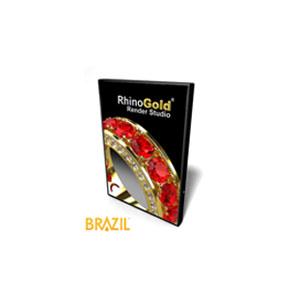 RhinoGold Render Studio (Brazil)