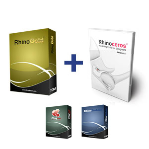 RhinoGold 4 0 (inc  Rhino 5) Commercial Licence