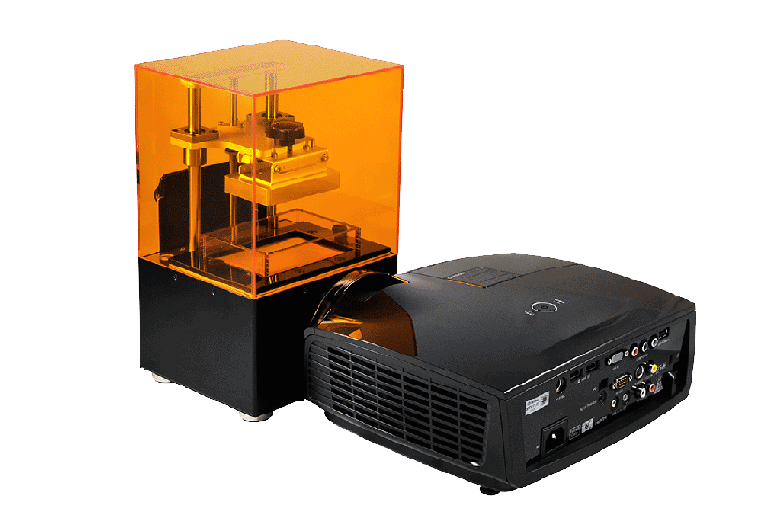 Solus DLP 3d Printer and Projector