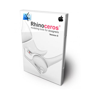 Rhino 5 0 MAC OS X Commercial licence