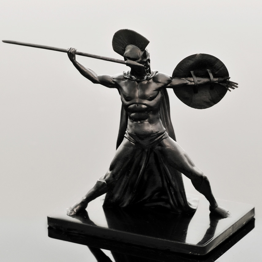 Spartan - modeled by Scythe - Solus DLP 3d Printer
