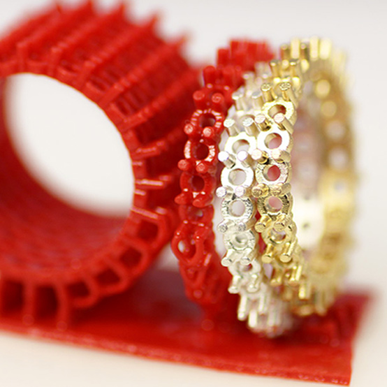 Eternity Ring - Solus DLP 3d Printer